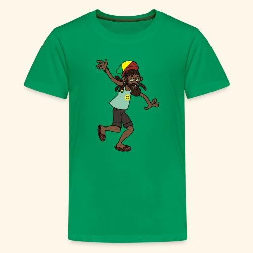 Rasta Ricky - Kids' Premium T-Shirt
