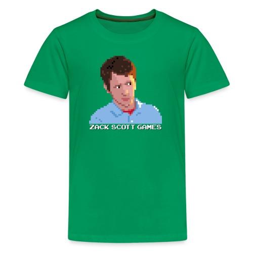ZackScottGames Classic - Kids' Premium T-Shirt