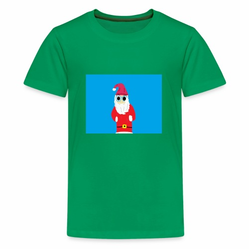 Santa Zachary - Kids' Premium T-Shirt