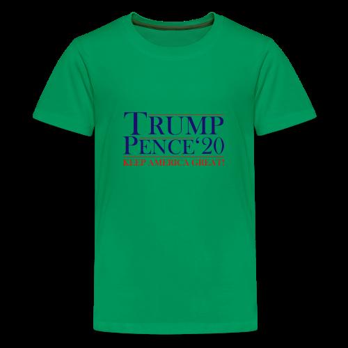 Classic Trump Pence 2020 - Kids' Premium T-Shirt