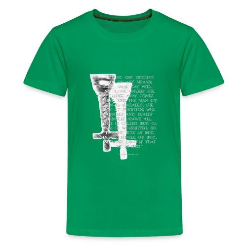 Antichrist design 1 - Kids' Premium T-Shirt