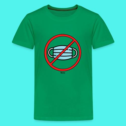 BMG- No Mask Collection - Kids' Premium T-Shirt