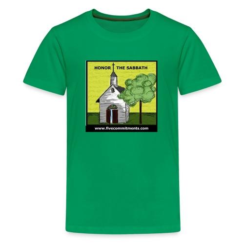 sabbathshirt - Kids' Premium T-Shirt