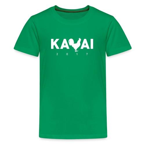 Wilson Kauai 2017 - Kids' Premium T-Shirt