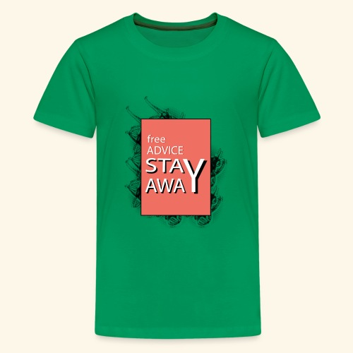 free advice - Kids' Premium T-Shirt