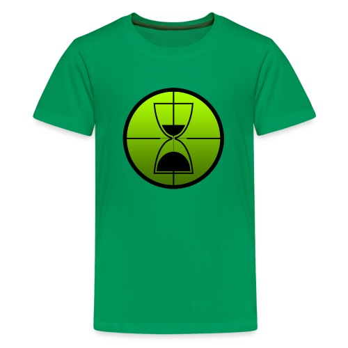 TimeShot Emblem - Kids' Premium T-Shirt