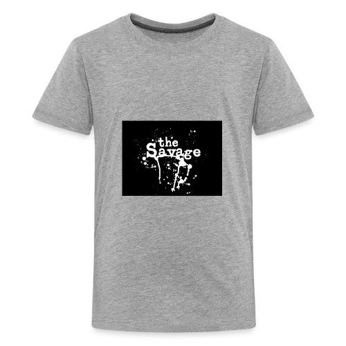 the savage - Kids' Premium T-Shirt