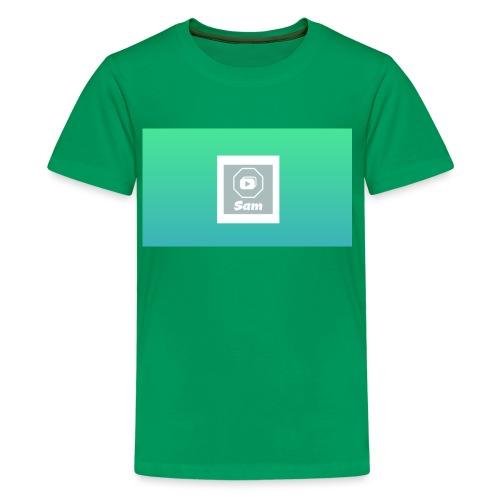 Sam - Kids' Premium T-Shirt