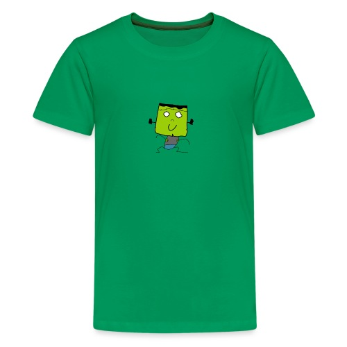Frankenboy - Kids' Premium T-Shirt