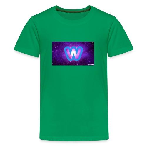 CC3ED43E 3336 4A07 B83F 7F037EB68713 - Kids' Premium T-Shirt