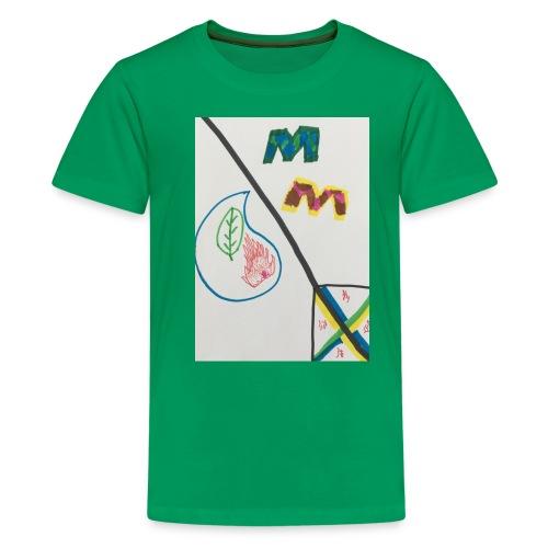 5803ED3E 050E 4D2B 9E1F DF85B5E0E0A2 - Kids' Premium T-Shirt