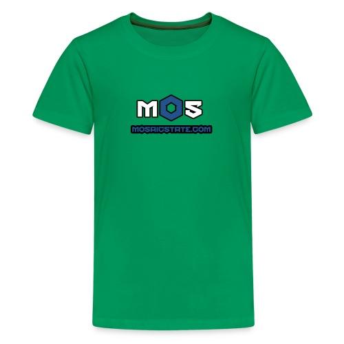 Mosaic State - Kids' Premium T-Shirt