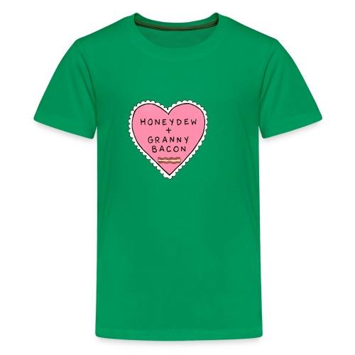 Yogscast Kittenzfury Design - Kids' Premium T-Shirt