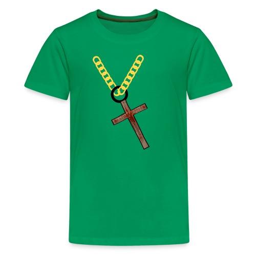 necklace - Kids' Premium T-Shirt