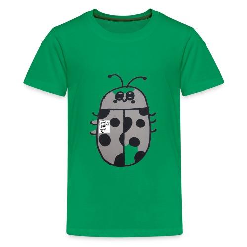 Lady Bug Cometh - Kids' Premium T-Shirt