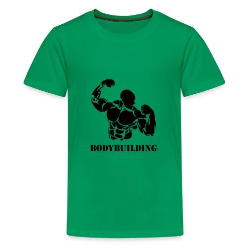 Bodybuilding - Kids' Premium T-Shirt