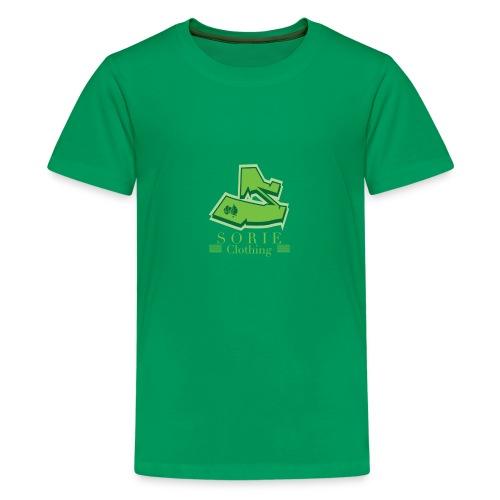 SORIE GREENS - Kids' Premium T-Shirt
