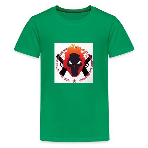 judgement - Kids' Premium T-Shirt