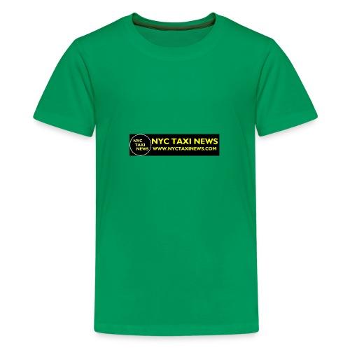 NYC TAXI NEWS - Kids' Premium T-Shirt
