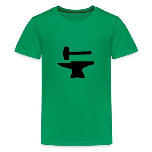 Hammer and Anvil - Kids' Premium T-Shirt