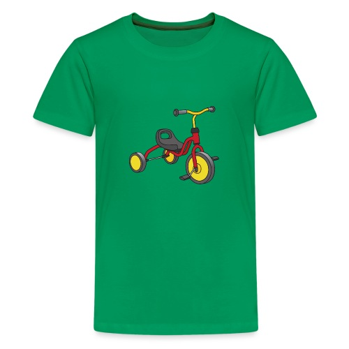 Tricycle for kids - Kids' Premium T-Shirt