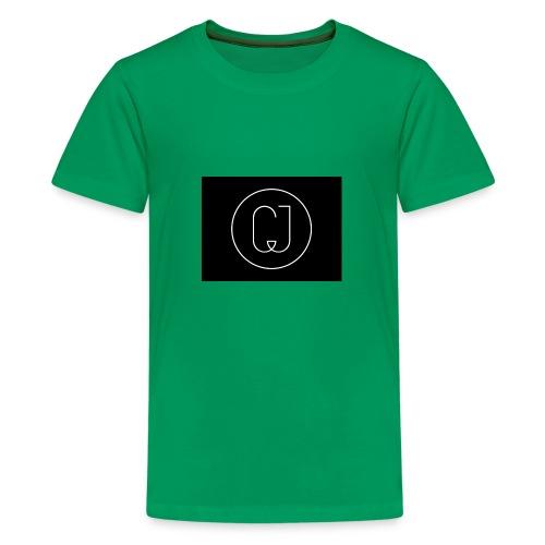 CJ - Kids' Premium T-Shirt