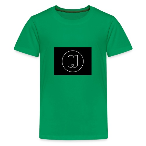 CJ - Kids' Premium T-Shirt