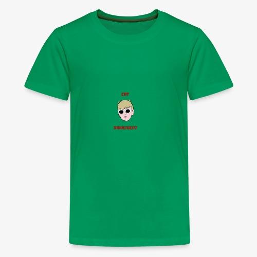 CAT MOVEMENT - Kids' Premium T-Shirt