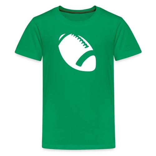 Football Design - Kids' Premium T-Shirt