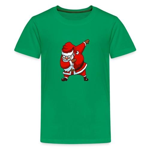 Dabbing Santa - Kids' Premium T-Shirt