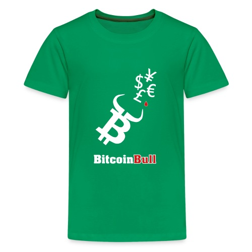 BitcoinBull - Kids' Premium T-Shirt
