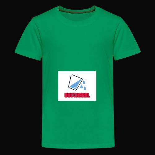 Bacchanal & Water - Kids' Premium T-Shirt