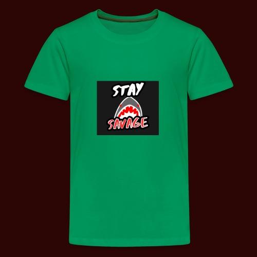 AFBC021C 0CAA 4F66 BE84 004107144591 - Kids' Premium T-Shirt