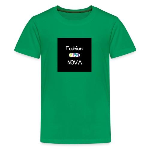 PhotoGrid 1503166862397 - Kids' Premium T-Shirt