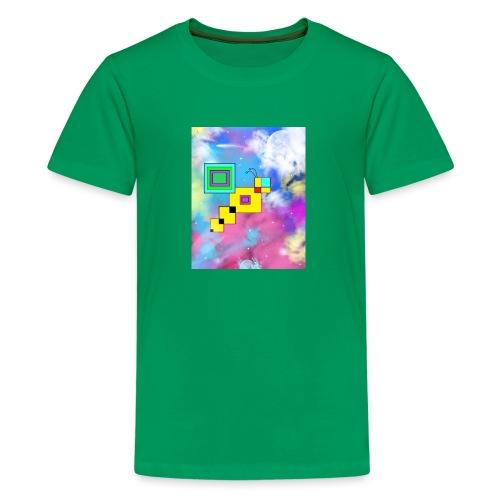 Cosmic Bee - Kids' Premium T-Shirt
