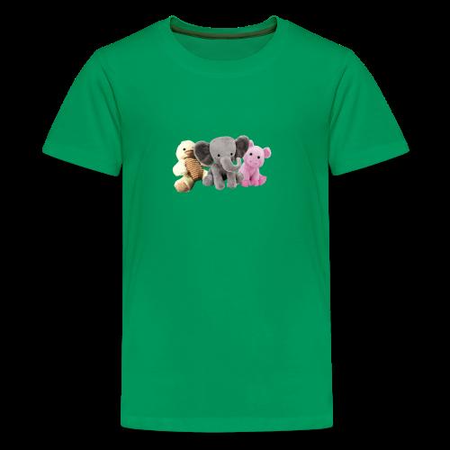 Phillip, Piggy and Ducky - Kids' Premium T-Shirt
