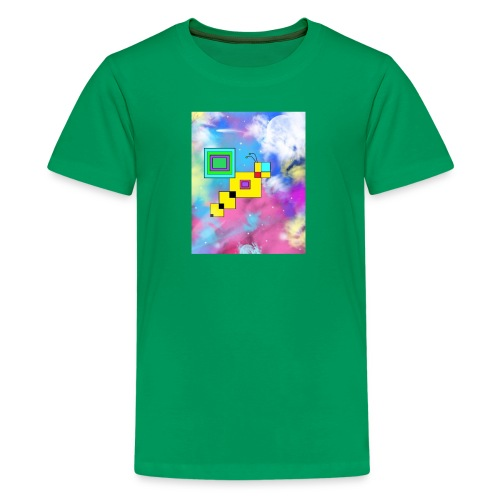 Cosmic Bee - Kids' Premium T-Shirt