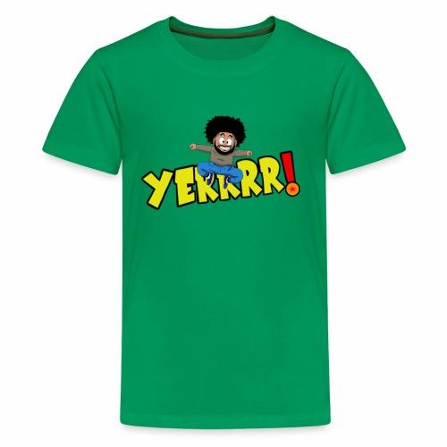 #Yerrrr! - Kids' Premium T-Shirt
