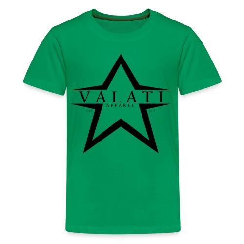 V-STAR Black - Kids' Premium T-Shirt