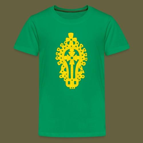 Lasta Cross - Kids' Premium T-Shirt