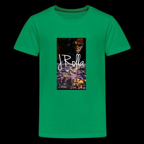 JRolla-Wish - Kids' Premium T-Shirt