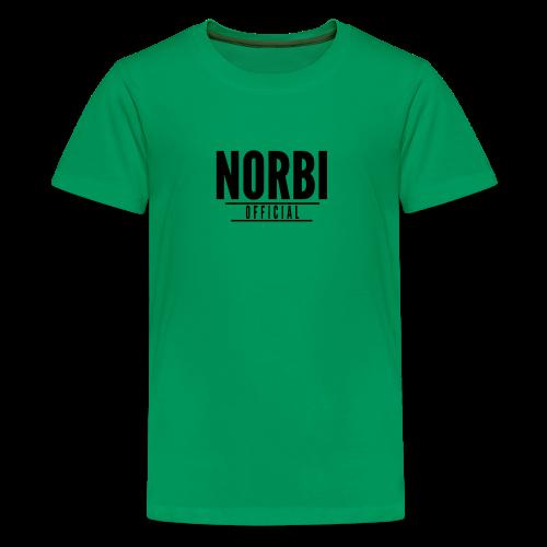 NORBI Official logo - Kids' Premium T-Shirt
