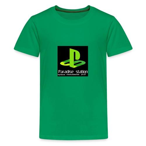 Paradise green - Kids' Premium T-Shirt