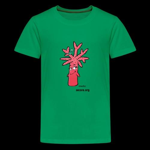 Bran Ramosy - Kids' Premium T-Shirt
