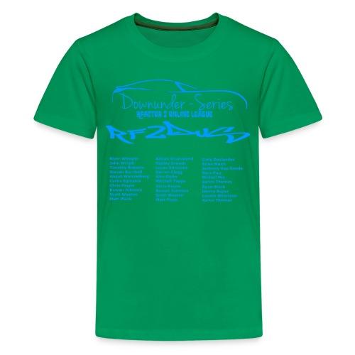 rf2dus with name - Kids' Premium T-Shirt