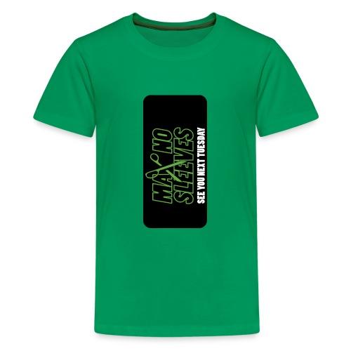 syntiphone5 - Kids' Premium T-Shirt