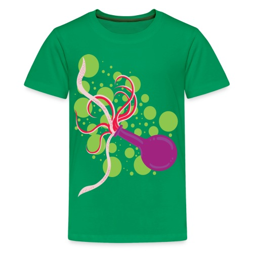 Monster in a Bottle - Kids' Premium T-Shirt