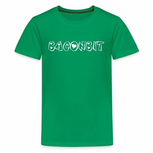 Basic BaconBit Shirt Design - Kids' Premium T-Shirt
