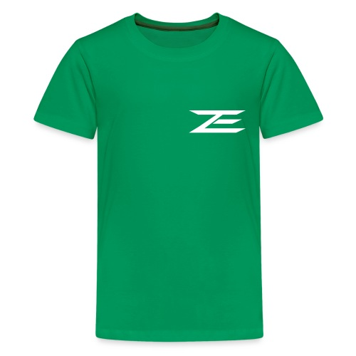 Final_ZACH_LOGO - Kids' Premium T-Shirt