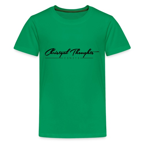 Christyal Thoughts C3N3T3 - Kids' Premium T-Shirt